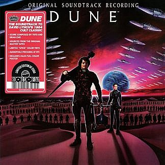 DUNE - Original Motion Picture Soundtrack (1984)