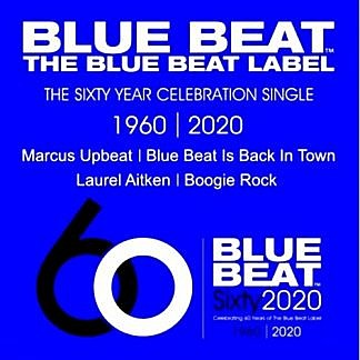 Blue Beat Is Back In Town/Boogie Rock