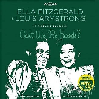 Can'T We Be Friends? (Green Vinyl)