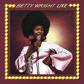 Betty Wright Live - Expanded (Coloured 180Gm Lp)