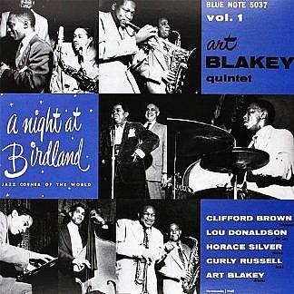 A Night At Birdland Vol 1
