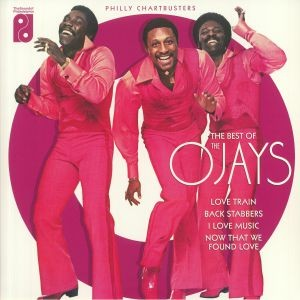 Best Of The O'Jays - Philly Chartbusters