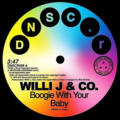 Boogie With Your Baby/Disco Function