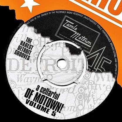 A Cellarful Of Motown Vol 5.