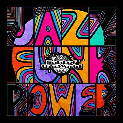 Jazz Funk Power (pre-order: due 25th September 2020)