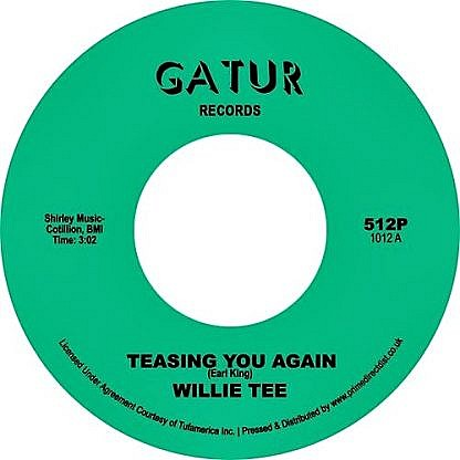 Teasing You Again / Your Love, My Love Together