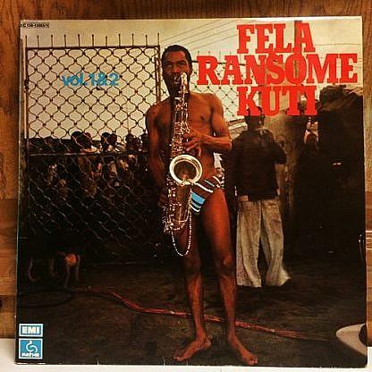 Fela Ransome Kuti Vol 1 And 2