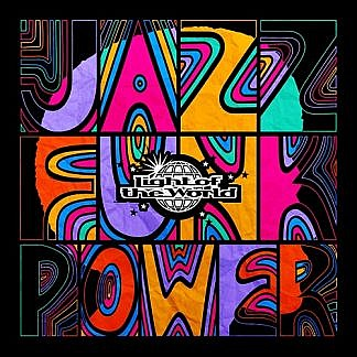 Jazz Funk Power (pre-order: due 9th October 2020)