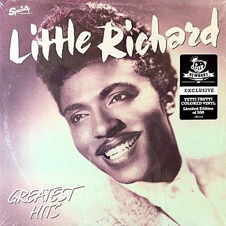 Little Richard Greatst Hits (Pre-order: Due 25th September 2020)