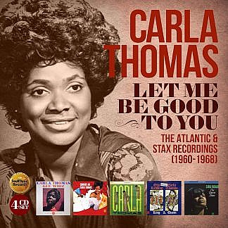 Let Me Be Good To You - The Atlantic & Stax Recordings 1960-1968 (Pre-order: October 23rd 2020)