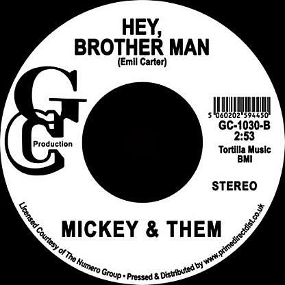 U.F.O. / Hey, Brother Man