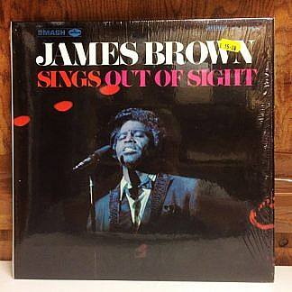 James Brown Sings: Out Of Sight