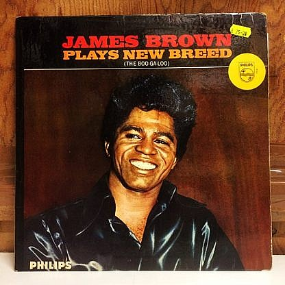 James Brown Plays New Breed