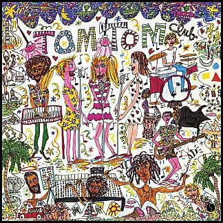Tom Tom Club (White Vinyl)