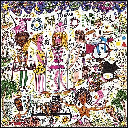 Tom Tom Club (White Vinyl)