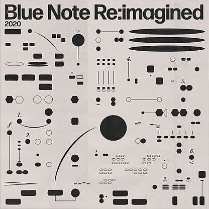Blue Note Re:Imagined (pre-order: due 16th October 2020)