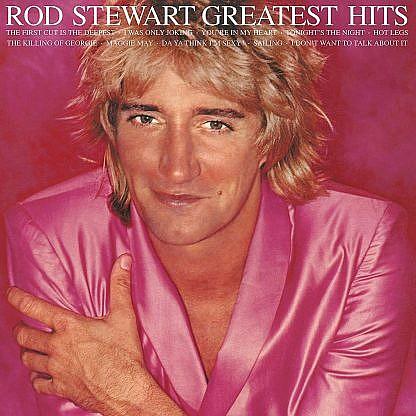 Rod Stewart Greatest Hits Vol 1 (180Gm White Vinyl)
