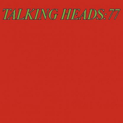 Talking Heads : 77 (Translucent Green Vinyl)