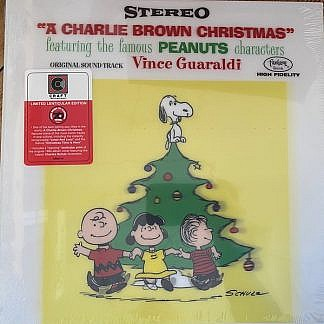 A Charlie Brown Christmas (Limited Lenticular Edition)
