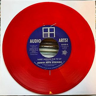 There'S Nothing Else To Say (Red Vinyl)