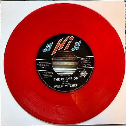 The Champion (Part 1)/Little Queenie (Red Vinyl)