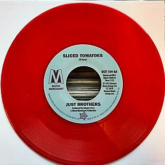 Love Factory/Sliced Tomatoes (Red Vinyl)