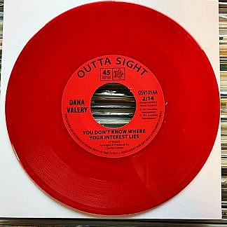 You Don'T Know Where Your Interest Lies (Red Vinyl)