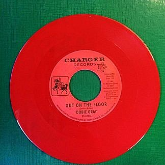 Out On The Floor/In The Crowd (Red Vinyl)