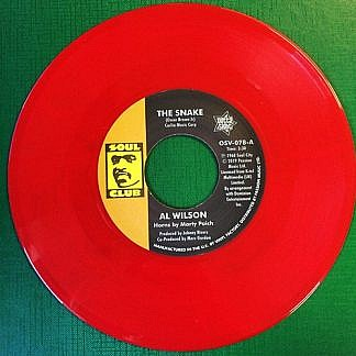 The Snake/Show And Tell (Red Vinyl)