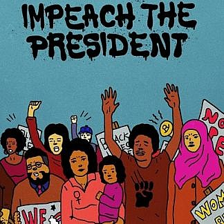 Impeach The President (Blue Vinyl)