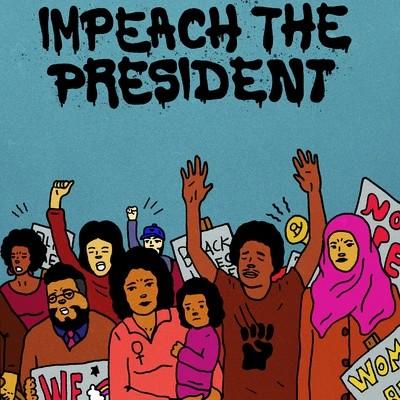 Impeach The President (Blue Vinyl)