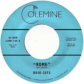 Rome/Falling Ion Love Again (Coloured Vinyl)