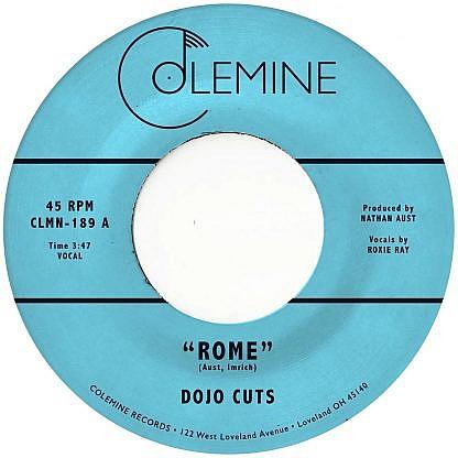 Rome/Falling Ion Love Again (Coloured Vinyl)
