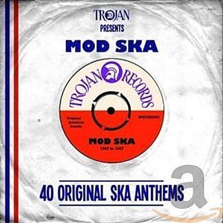 Trojan Presents Mod Ska 1962-1967