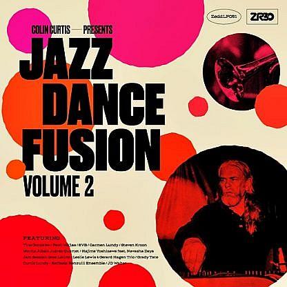 Colin Curtis Presents Jazz Dance Fusion Volume 2 (pre-order: Due 27th November 2020)