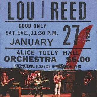 Live At Alice Tully Hall - Jan 27Th, 1973 - 2Nd Show