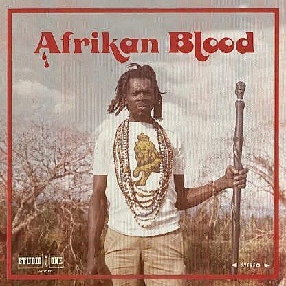 Studio One - Afrikan Blood (Rs