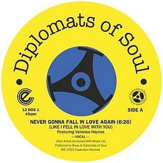 DIPLOMATS OF SOUL