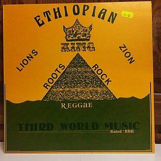 Ethiopian King