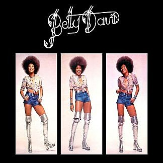 Betty Davis (Blue Vinyl)