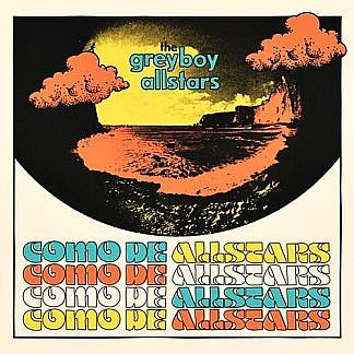 Como De  Allstars (Sunburst Coloured Vinyl)
