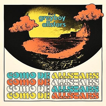Como De  Allstars (Sunburst Coloured Vinyl)