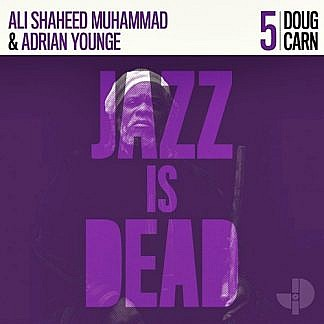 Jazz Is Dead 005 (Purple Vinyl) (pre-order: Due 11th December 2020)