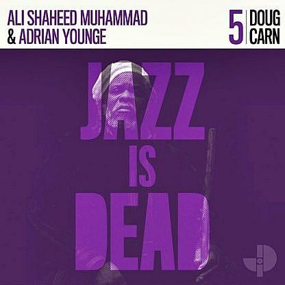 Jazz Is Dead 005 (Purple Vinyl) (pre-order: Due 11th December 2020)