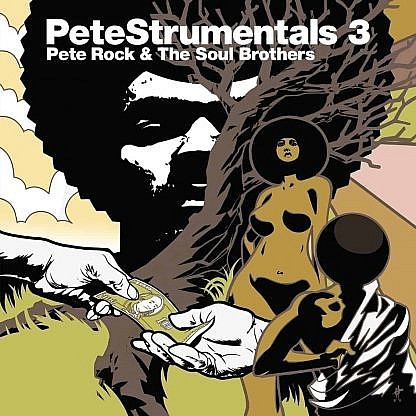Petestrumentals 3 (pre-order: Due 4th December 2020)