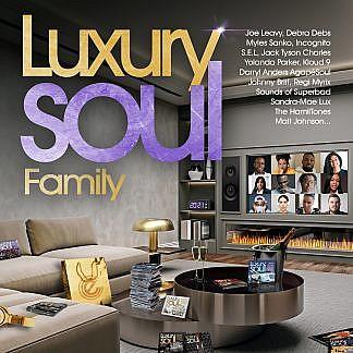 Luxury Soul Family 2021 (Pre-order: Due 21st December 2020)