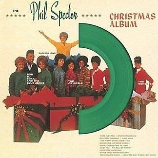 Phil Spector Christmas Album (Green Vinyl 180Gm)