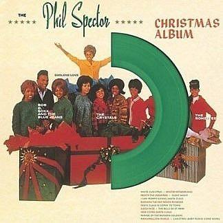 Phil Spector Christmas Album (Green Vinyl 180Gm)
