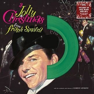 A Jolly Christmas From Frank Sinatra (Green Vinyl 180Gm)