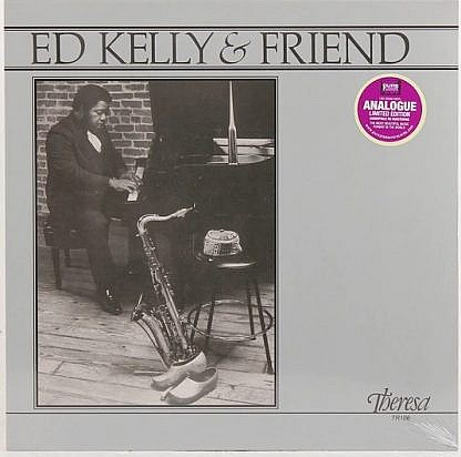 Ed Kelly & Friend (180Gm Analogue)